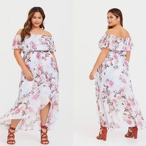 Torrid Floral Dress | Sz 3 ✨